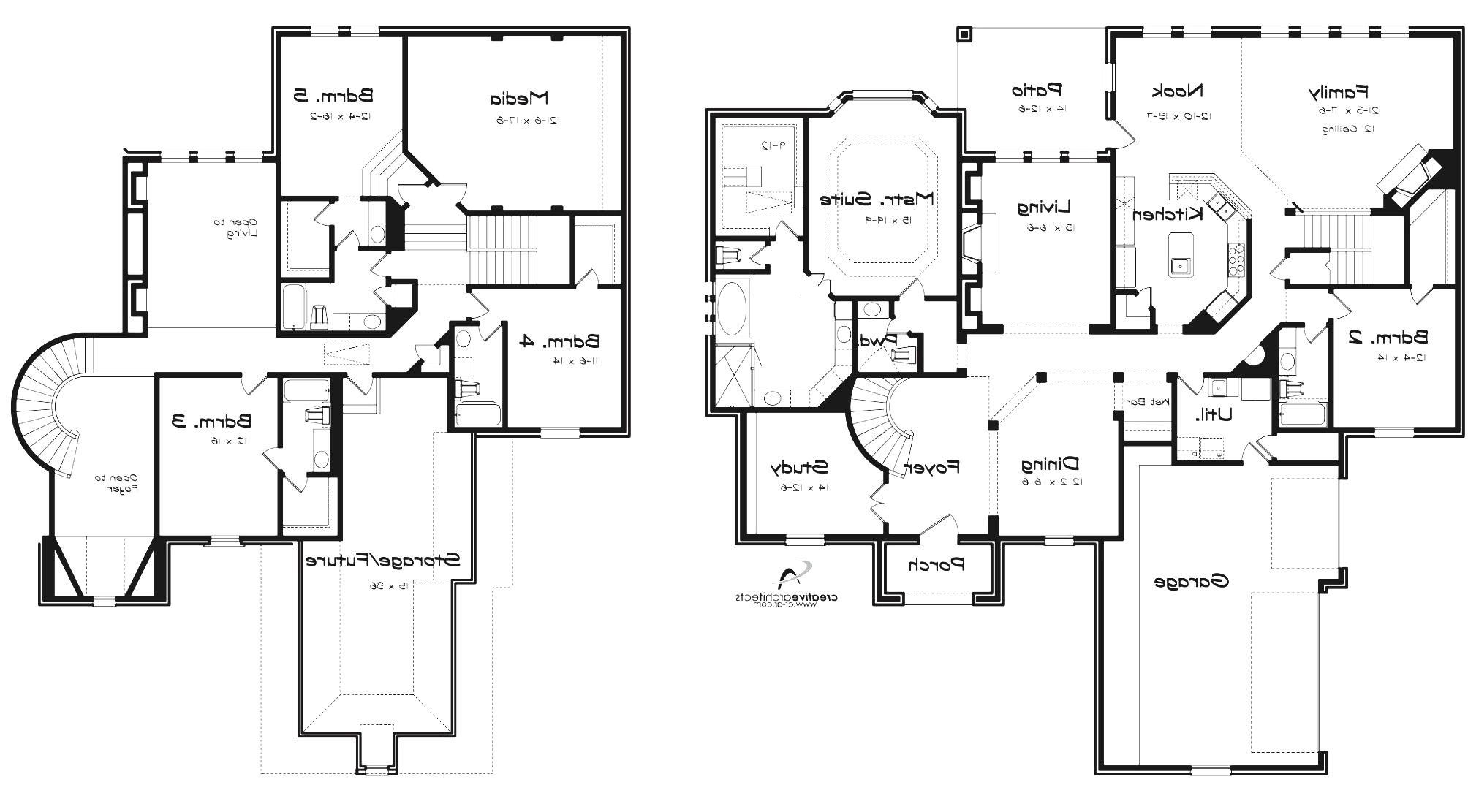 Modular Home Floor Plans with Inlaw Suite House Floor Plans Inlaw Suites