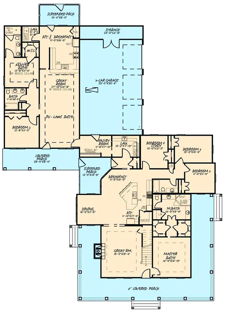 inlaw suites floor plans house plans with suite or apartment new house plans with detached in law suite luxury