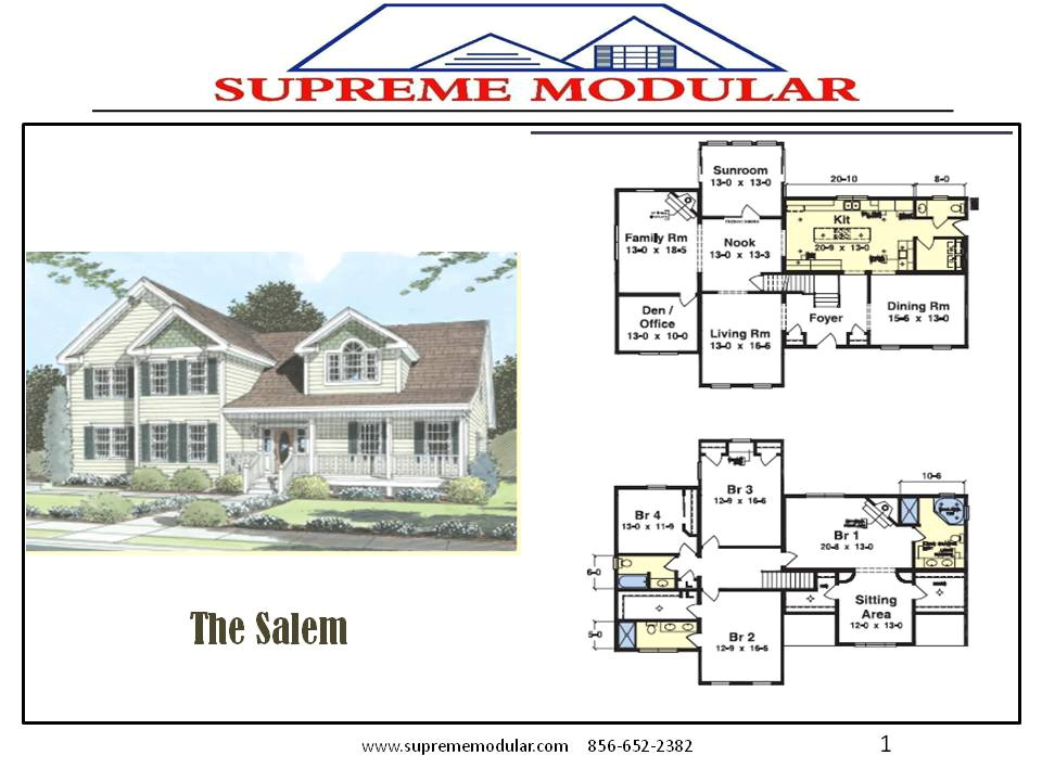 nj modular home floor plans
