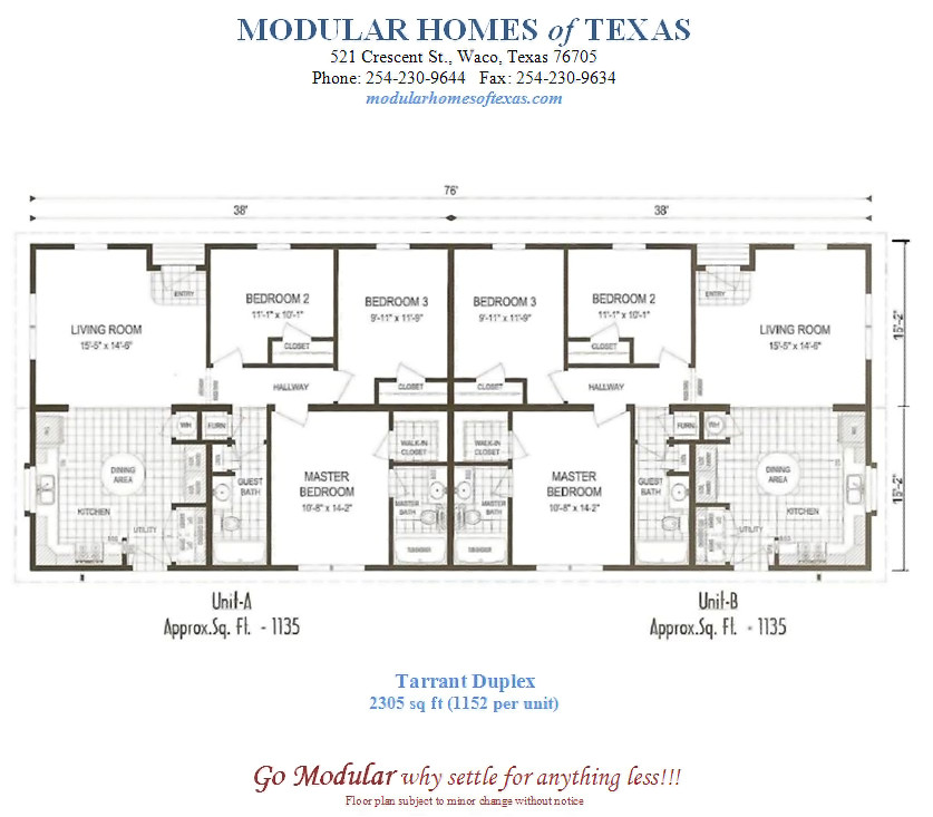 pictures of modular home plans texas
