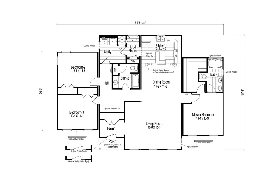 modular home floor plans and prices nc