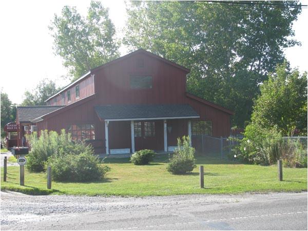 hay pole barn plans