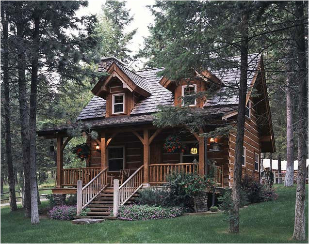 jack hannas log cabin