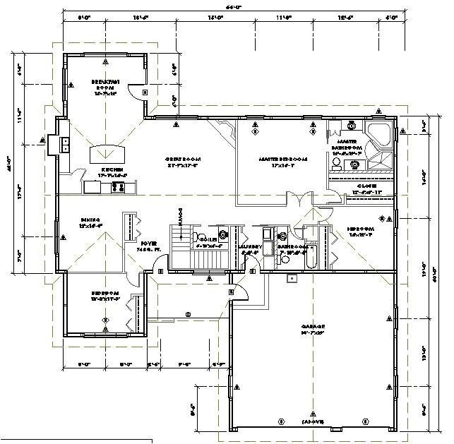 hangar homes floor plans