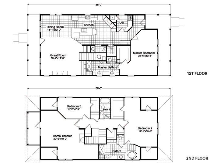 morton buildings home floor plans