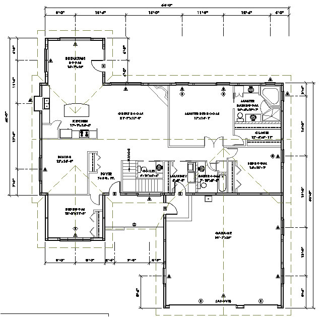morton building homes plans