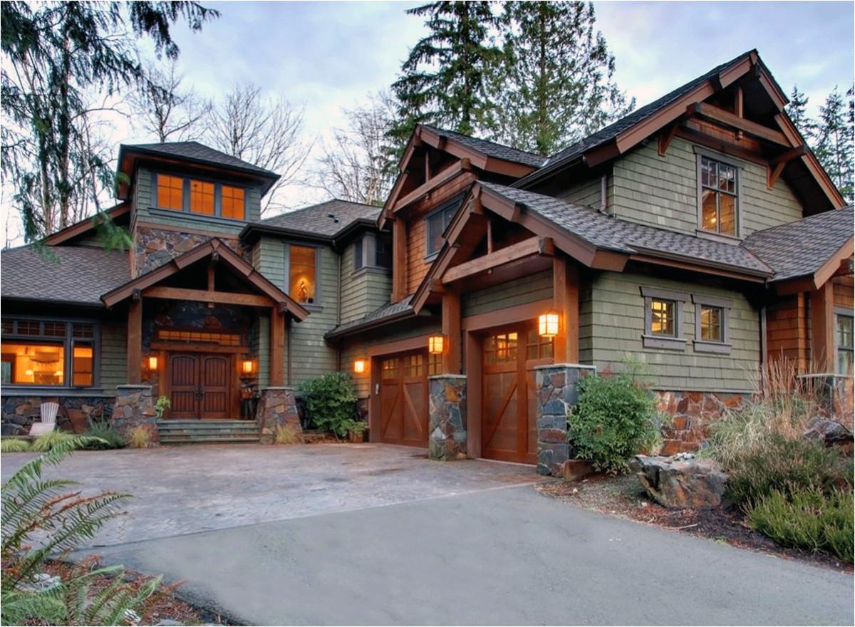 Mountain Home Plan Architectural Designs