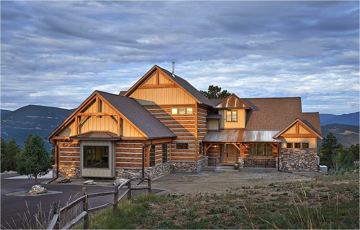dream mountain home plan 12933kn