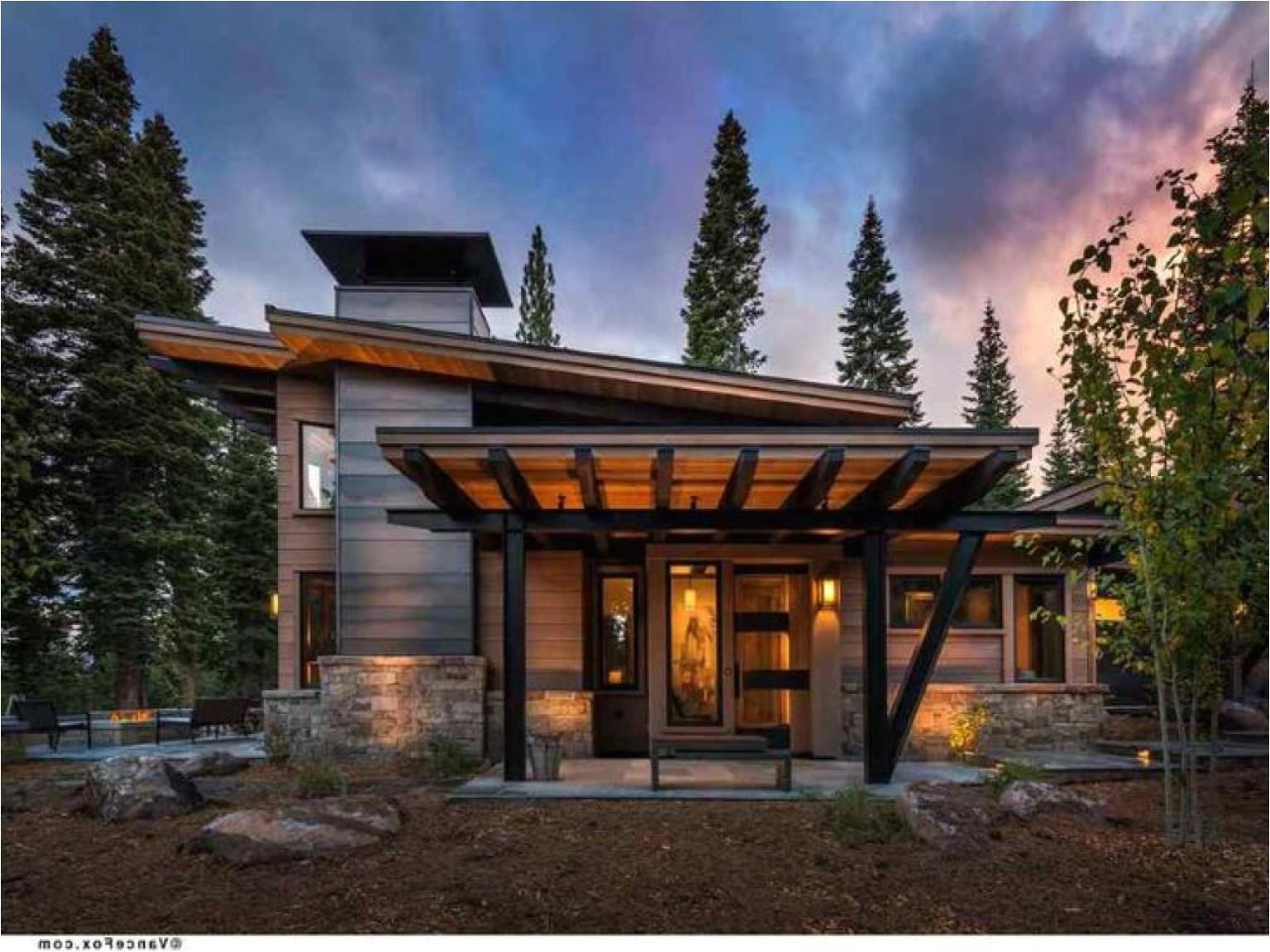 colorado mountain home plans