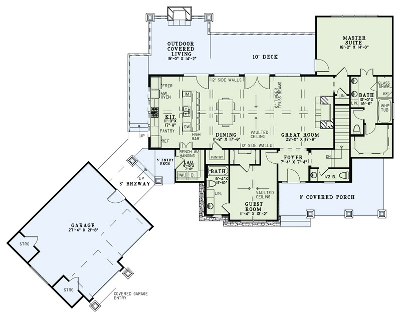 mountain plan 3579 square feet 4 bedrooms 4 5 bathrooms