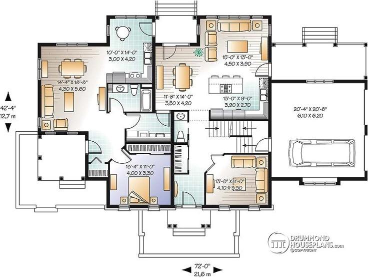 house plans multigenerational