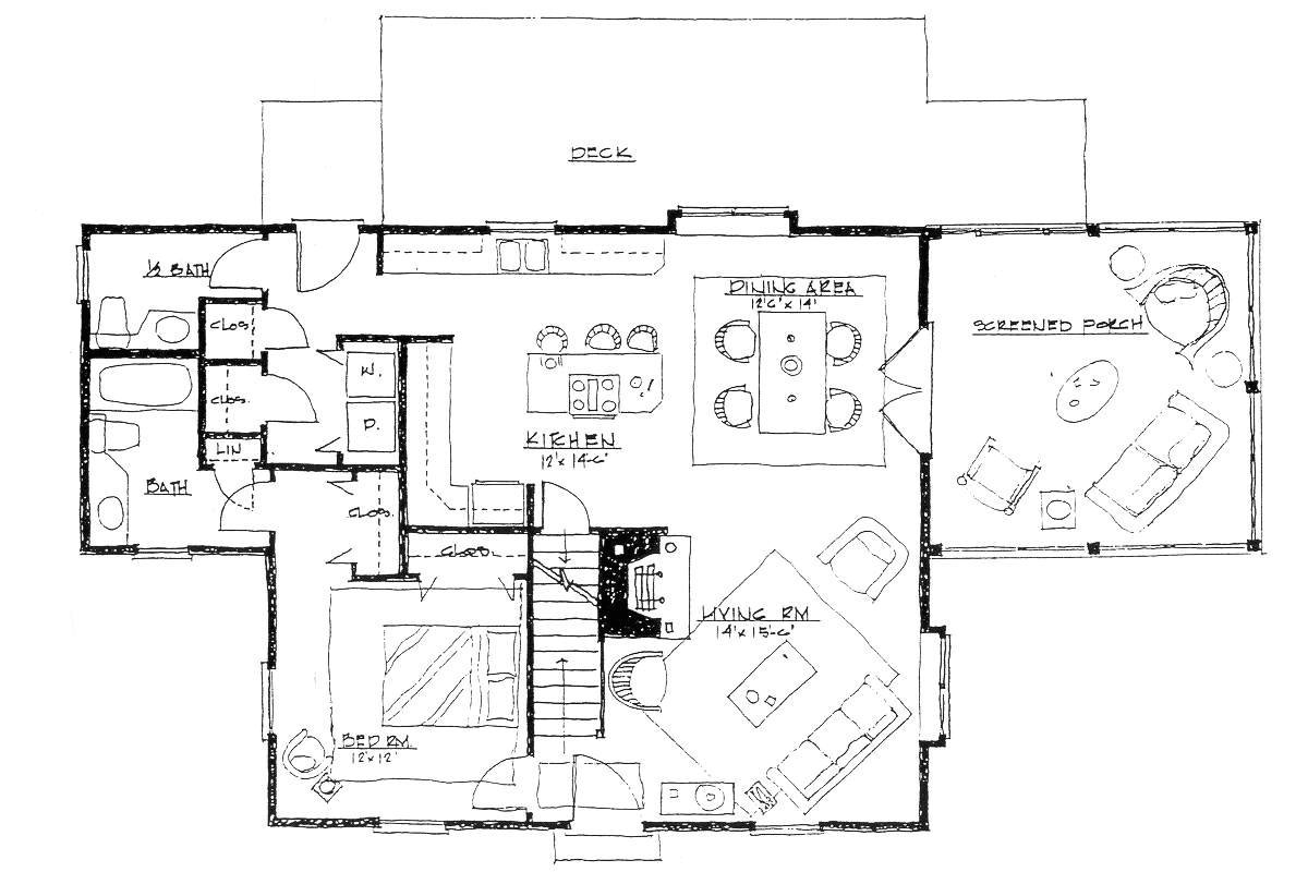 multi generational family home plans