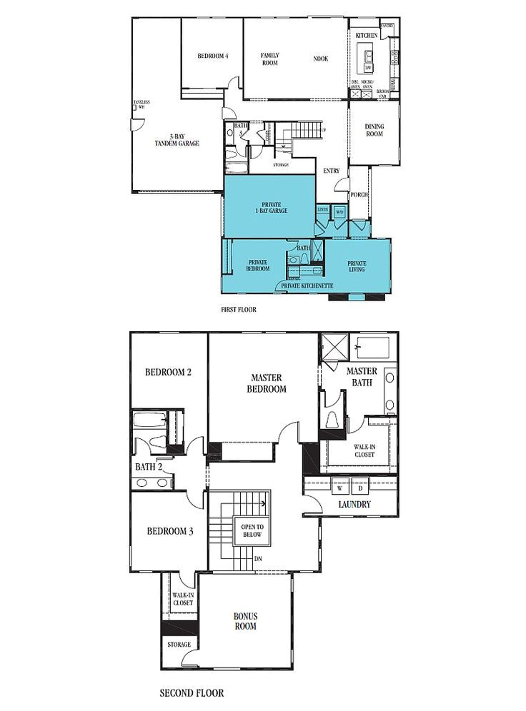 multi generational family house plans