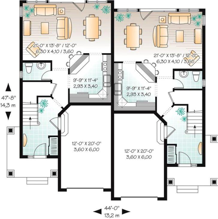 multi unit apartment floor plans