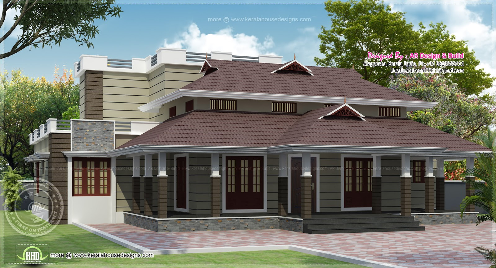 nalukettu house 2730 sq ft