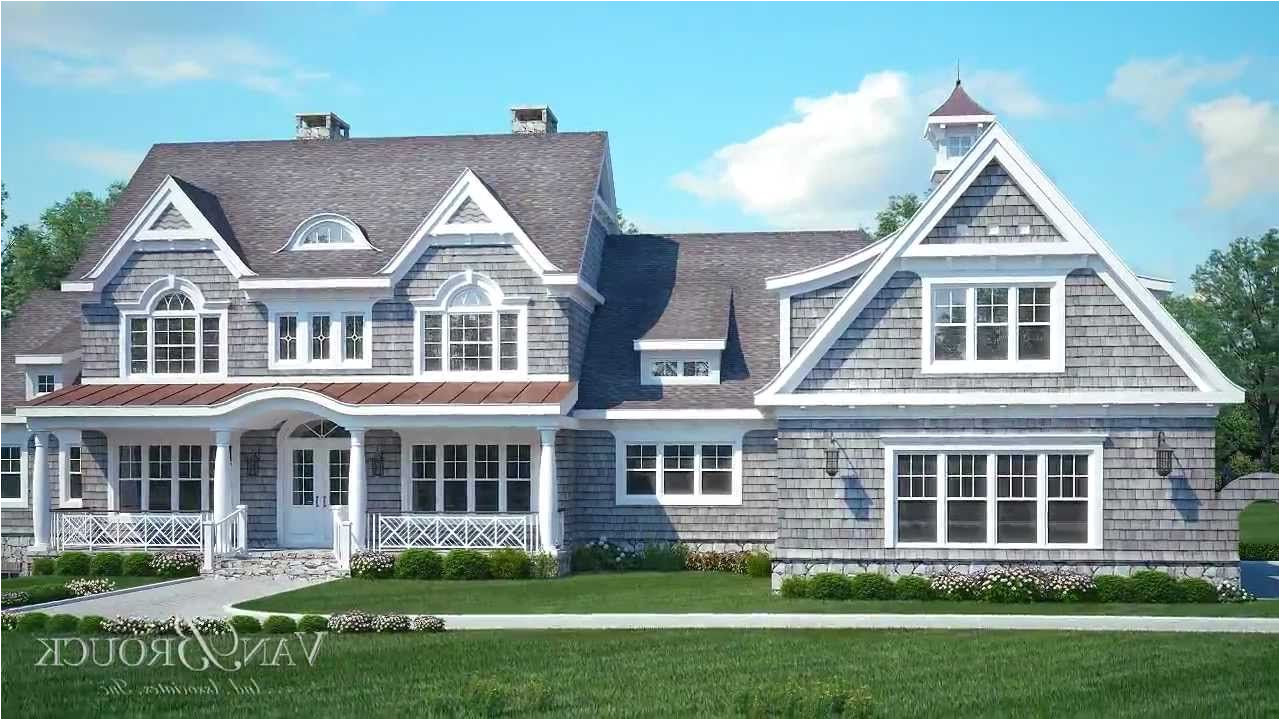 nantucket style cottage house plans
