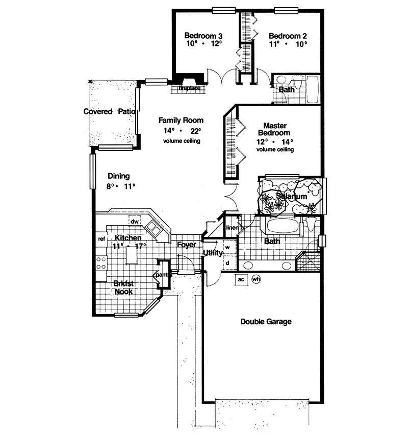 narrow lake house plans