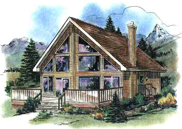 home designs for narrow lakefront lots
