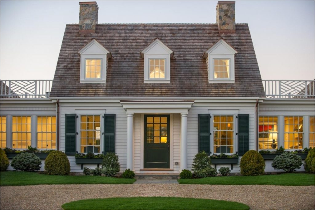 lovely new england style home plans