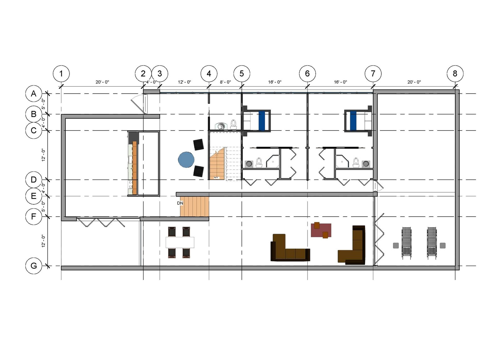modern house floor plans images