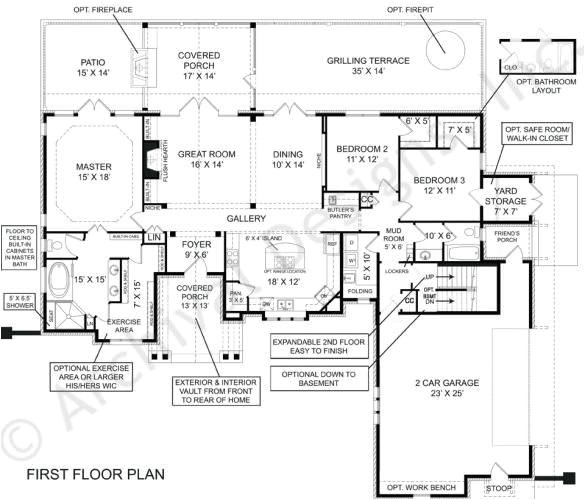 3500 sq ft ranch house plans awesome 13 best luxury living under 3500 sq ft images on pinterest