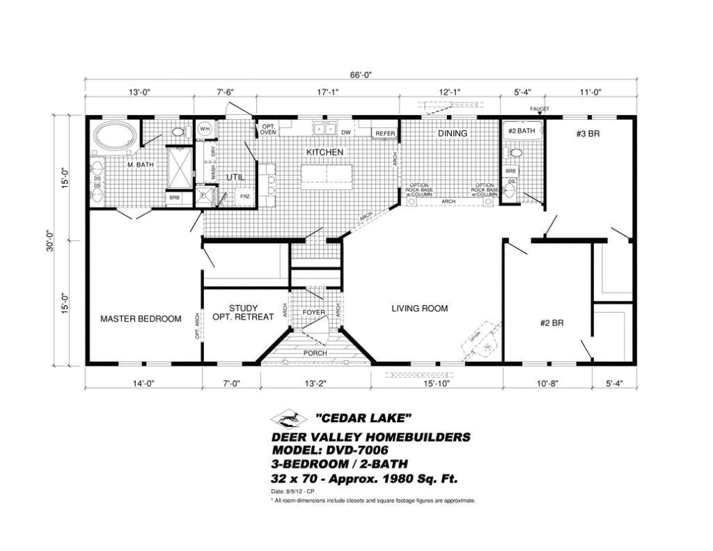 New Manufactured Homes Floor Plans Elegant Deer Valley Mobile Home Floor Plans New Home