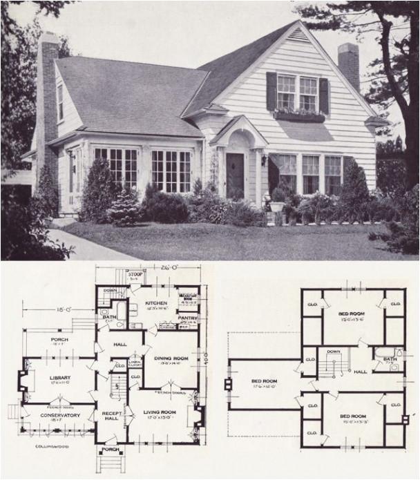 25 best ideas about vintage house plans on pinterest bungalow pertaining to antique home floor plans