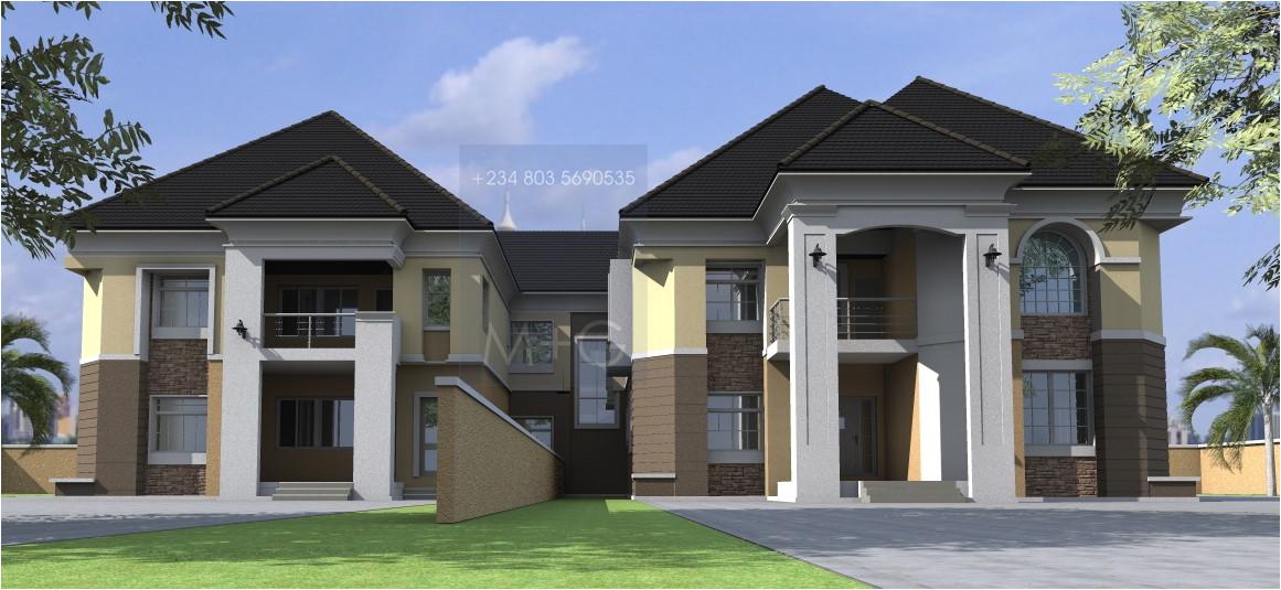 Nigerian Home Plans House Plans Design Nigerian