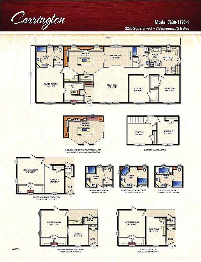 nohl crest homes floor plans