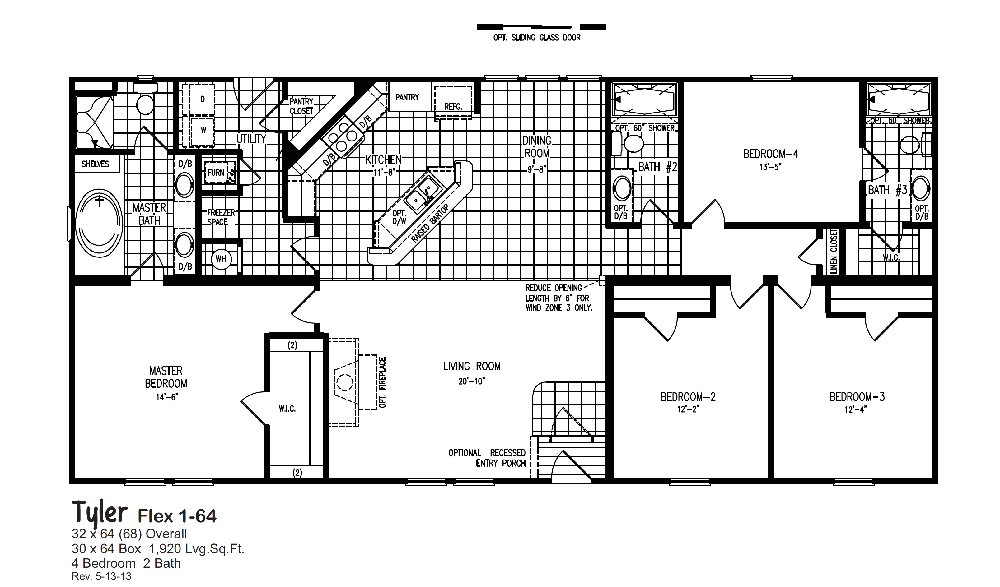 oak creek homes floor plans