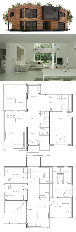 minimal house design plans