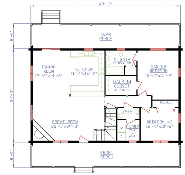off the grid house plans