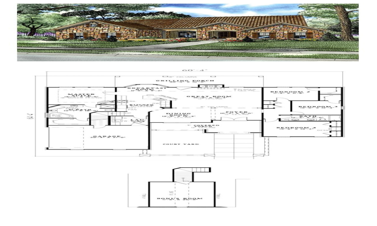 ff269faab4dfb800 old world tuscan home plans tuscan house plan 82114 total living area 2135 sq ft 4 bedrooms