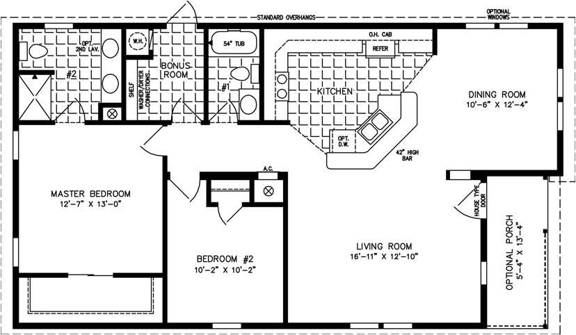 1000 square foot house plans with pictures