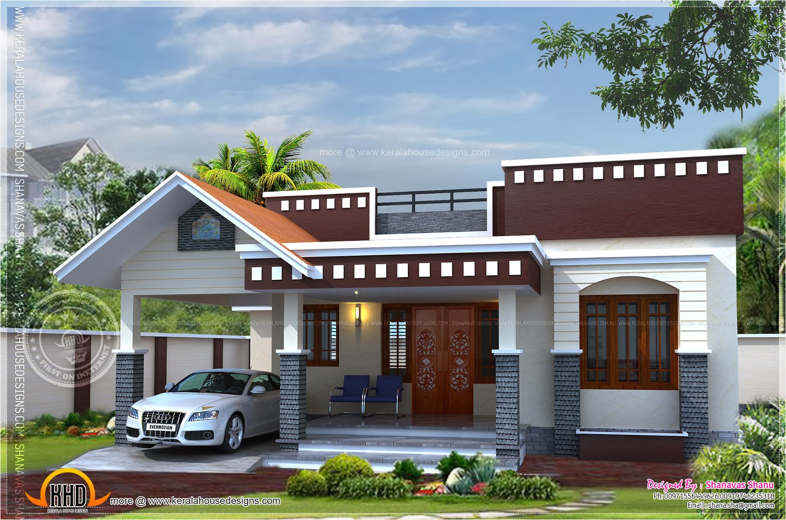 home plan small house