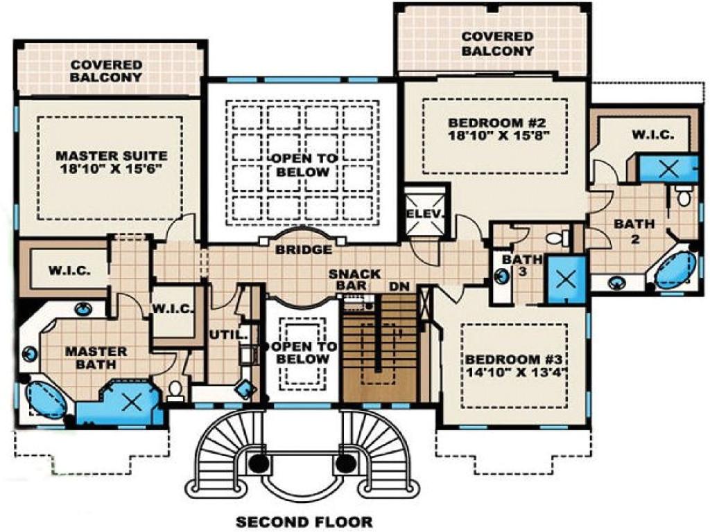 98615b3041bb6857 beach house plans one story beach house floor plan