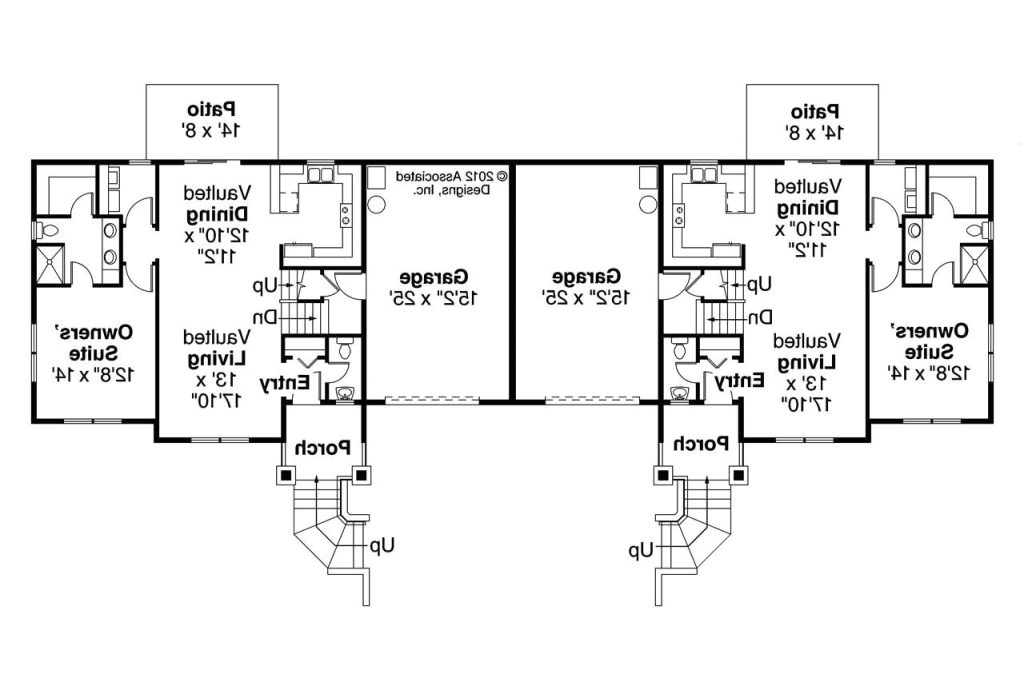 one level house plans with basement