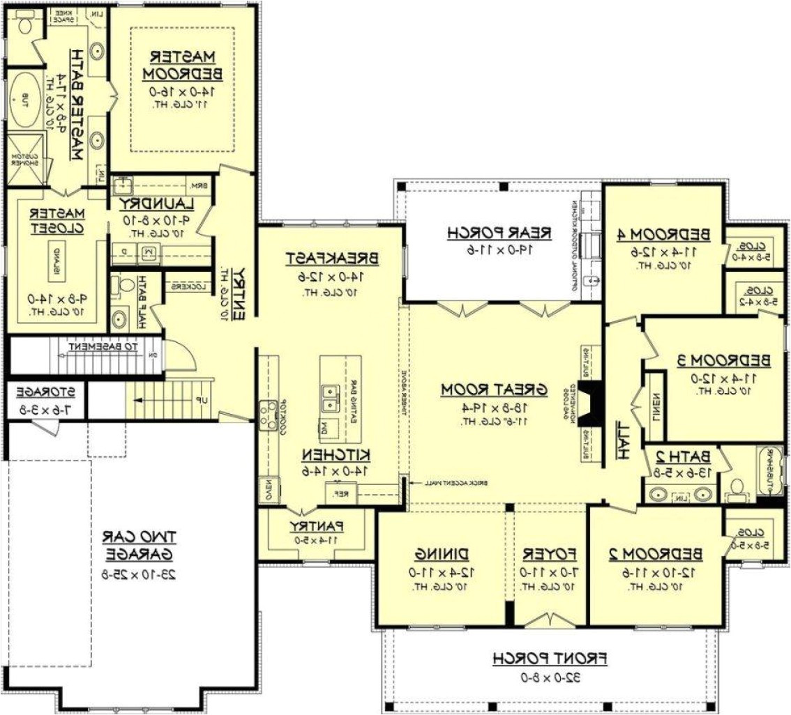 house plans with formal dining room