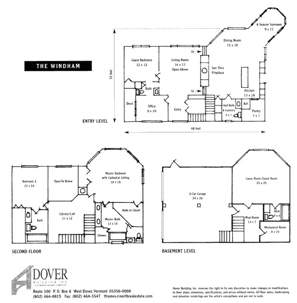 post and beam single story house plans