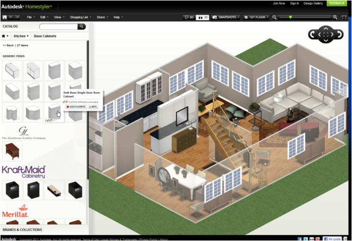 Online Home Plan Design Best Programs to Create Design Your Home Floor Plan