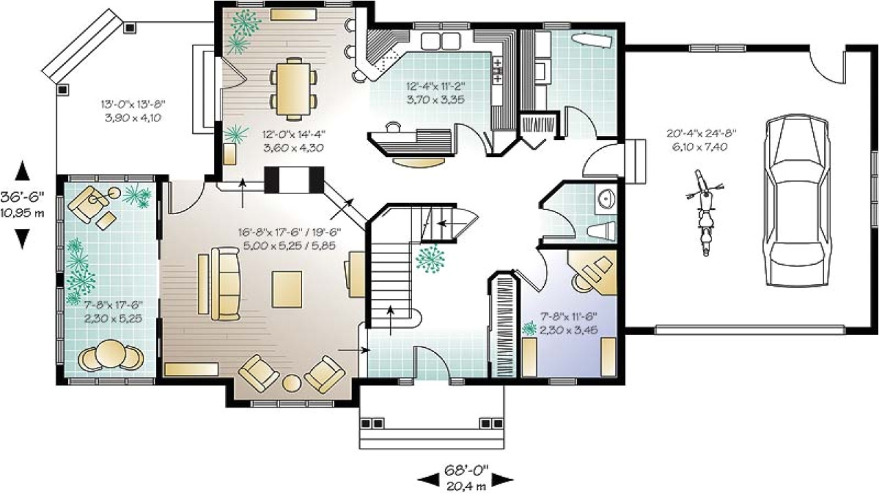 Open Concept Homes Floor Plans Small Open Concept House Plans Open Floor Plans Small Home