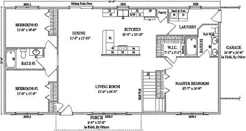 open concept ranch style house plans beautiful ranch homes with open floor plans gurus floor
