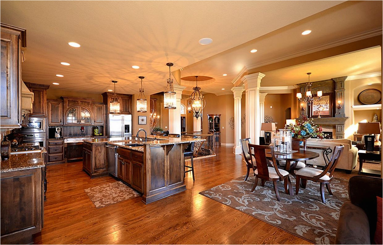open plan houses for sale