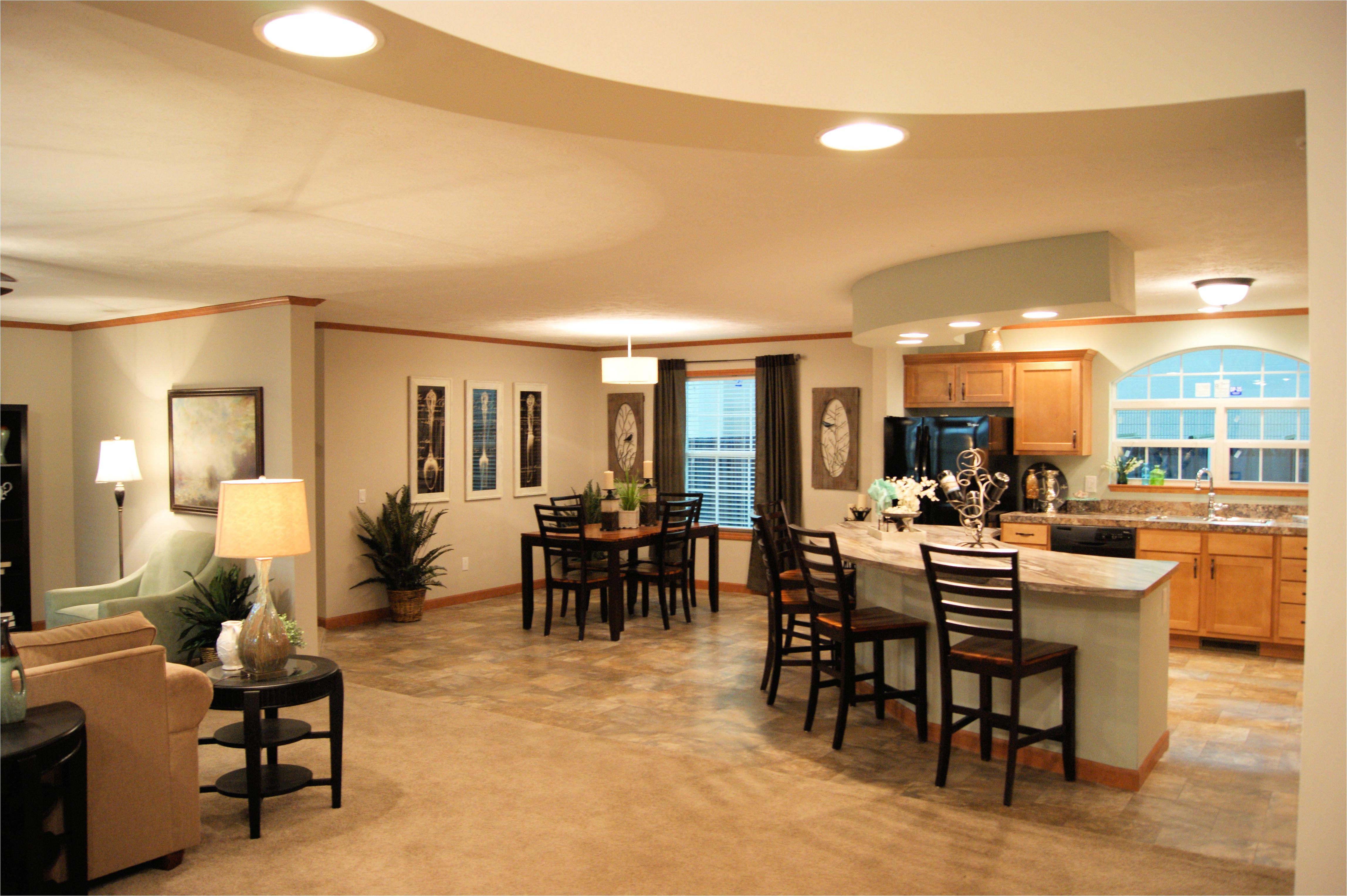 new homes open floor plans