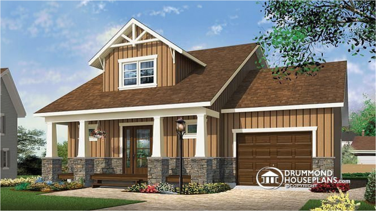 small open concept house plans