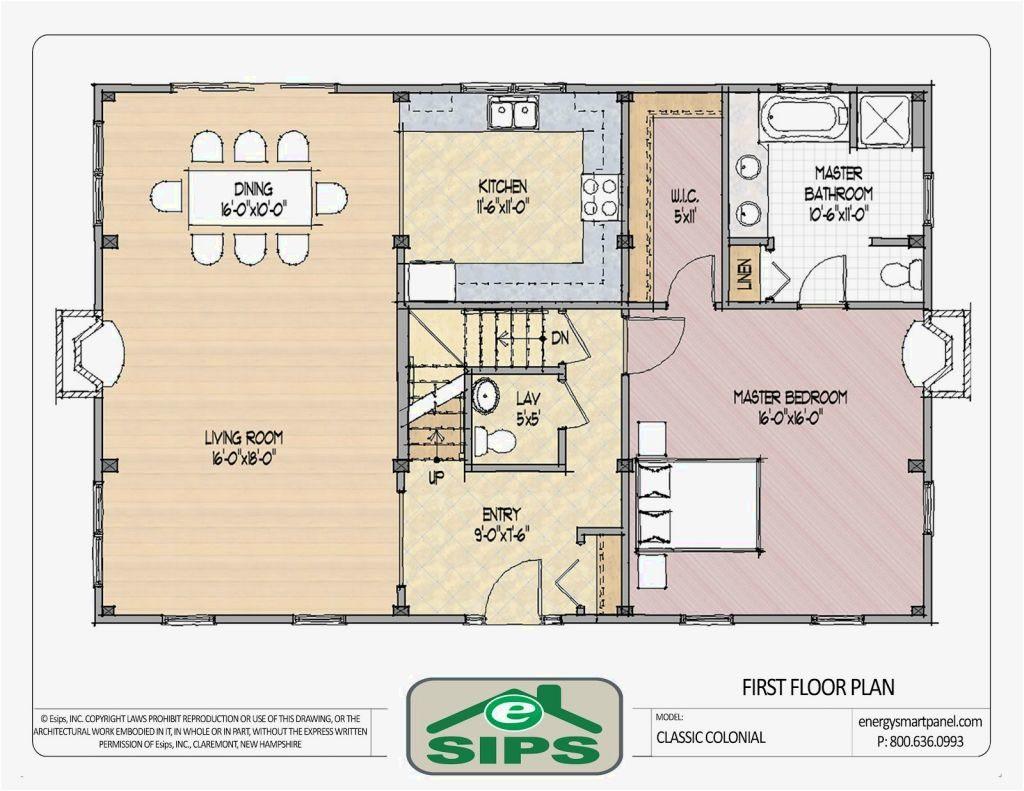 small open floor plans