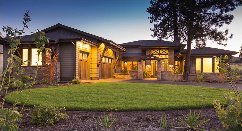 bend oregon home designs
