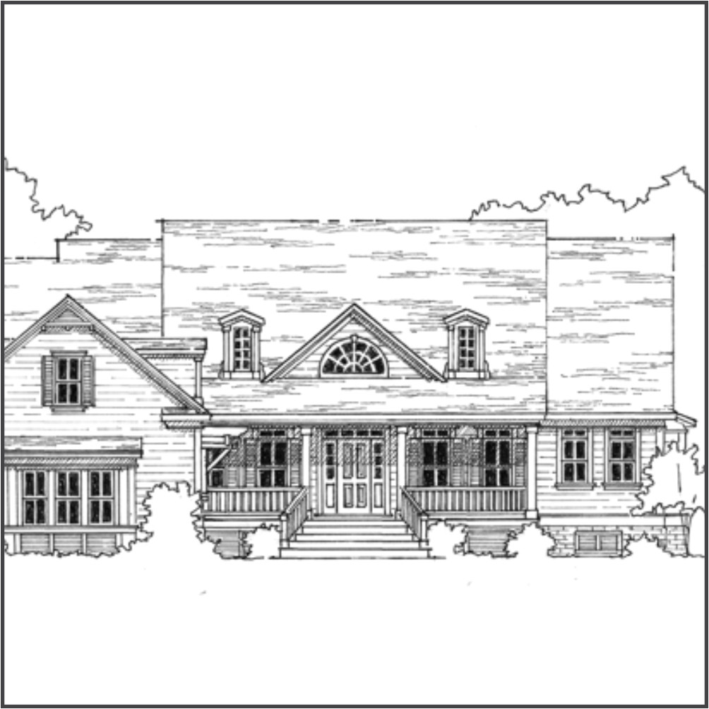 obx house plans
