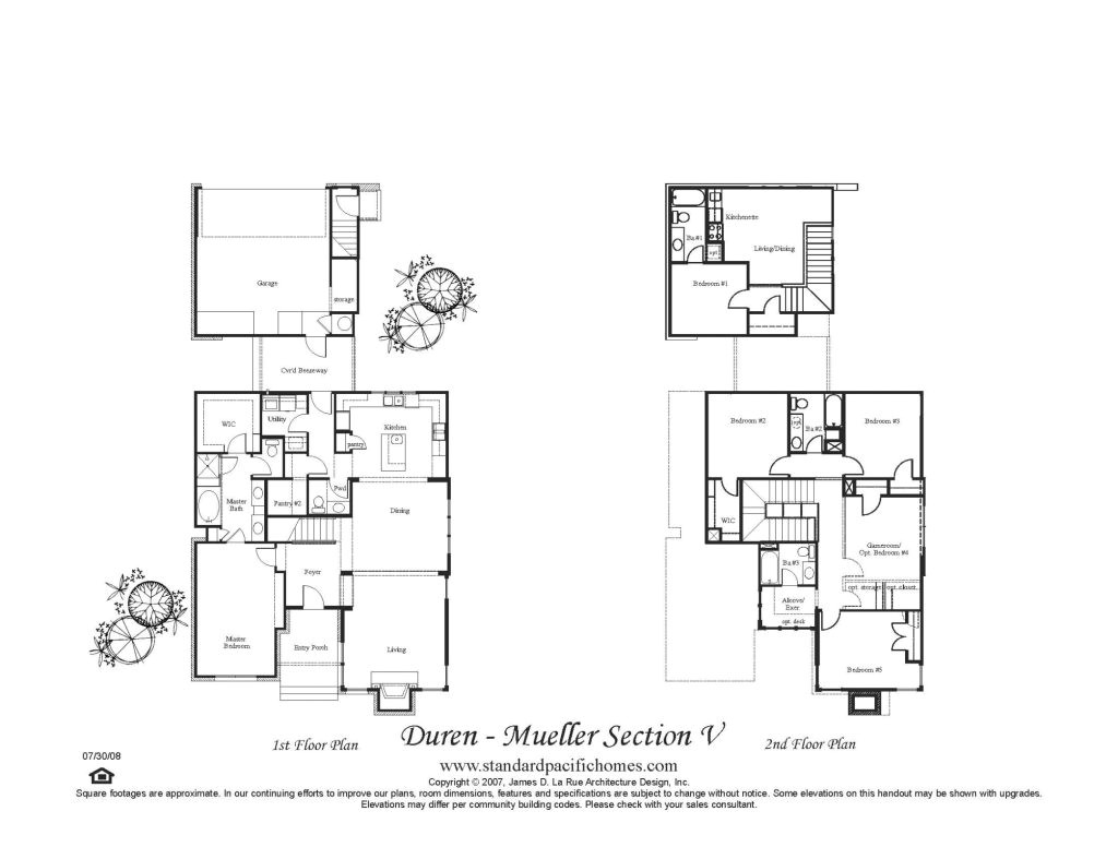 beautiful standard pacific homes floor plans