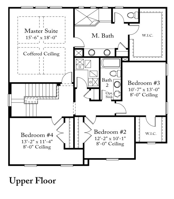 featured floorplan somerset by standard pacific homes